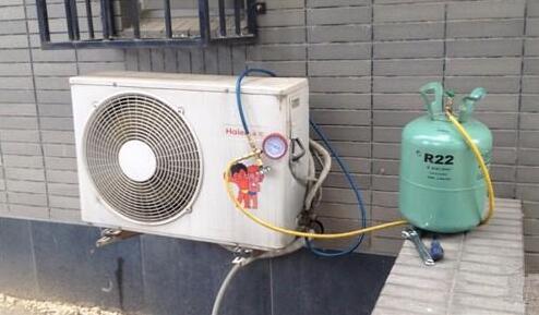空调不制冷要加氟吗